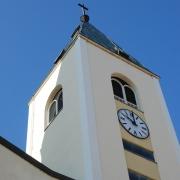 Kirche St. Jacob in Medjugorje