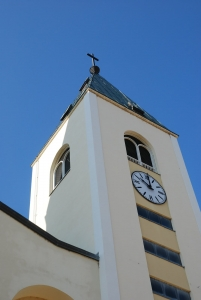 Kirche St. Jacob in Medjugorje